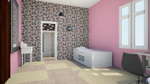 my room  - Bedroom - by Meguu