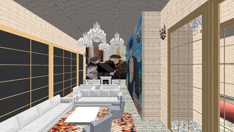 Mansion 1F - by Chidori Thunder