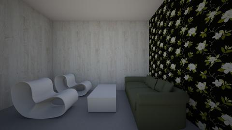 symetrical design - Living room - by LaurenNichole