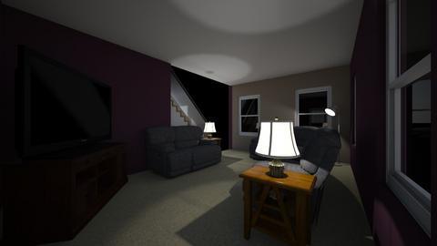 Dads recliner - by DesignKeeper09