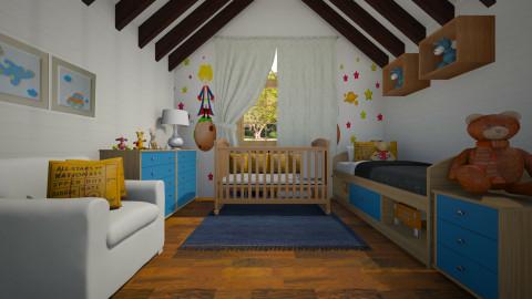 Le Petit Prince - Kids room - by Sanare Sousa