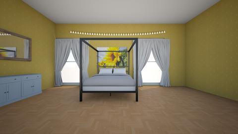 alma - Bedroom - by abigail_j_feinberg