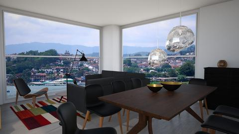 primer propuesta - Living room - by EYSB