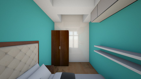 condo basic 1 - Living room - by BigChill