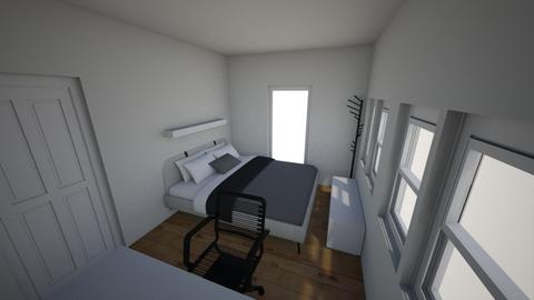 Robins rum - Modern - Bedroom - by robzexx