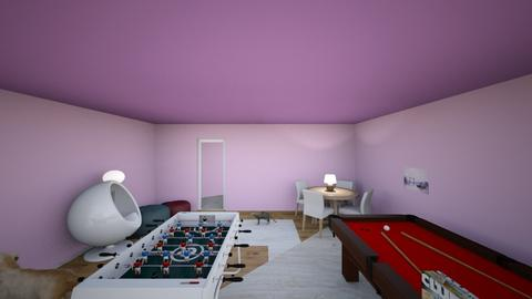 HOI - Bedroom - by Sageybear12