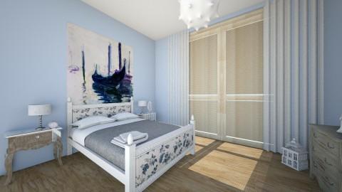 bedroom - by karo28