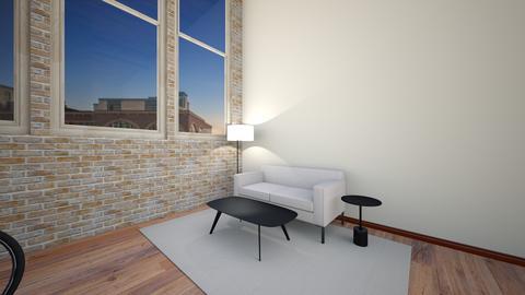 Water Street - Living room - by ewoehlke