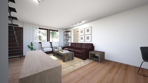 st george remodel - Living room - by KirstinPaul