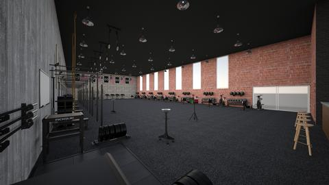 Gym 7 - by rogue_9837734453203cdb18d3ea47c4cdf
