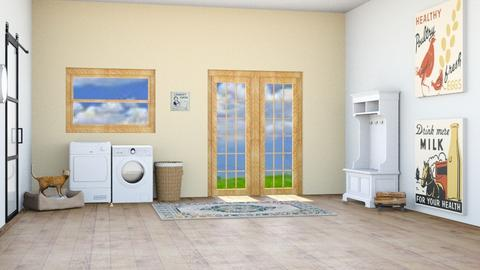 Mud Room - Country - by molly_designs