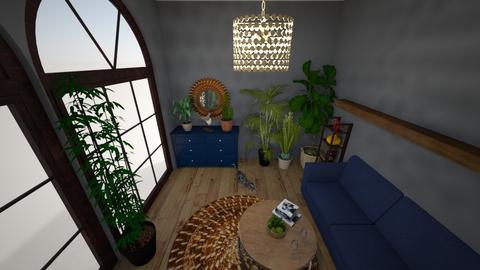 room - Living room - by natasznix