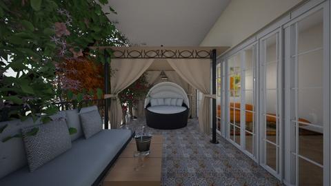 hotel room 7 - by mali savir