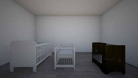 baby room - Modern - Bedroom - by AnaCatarina