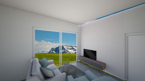 P 2348 - Living room - by SamantaDesign