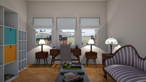 Apartment - Living room - by emarino12