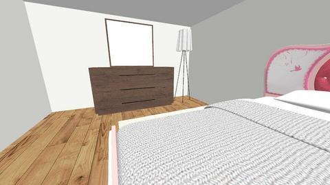 kids bedroom  - by katwarpinski