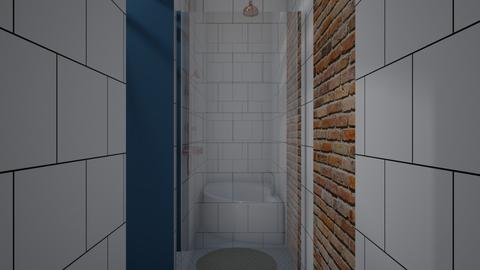 Attic bathroom - by Mzliz87