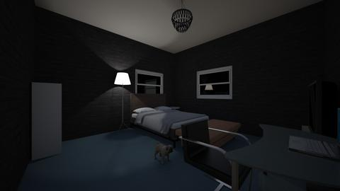Sutthiphat hannoi - Bedroom - by Aum Sutthiphat