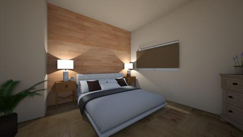 ahhhhhhhhhhhhhhhhhhhh - Minimal - Bedroom - by HaileStevens