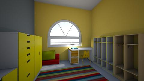 kids - Kids room - by lilidjosa