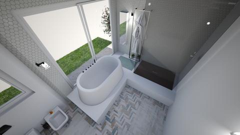 FIRST PHOTO BATH 2 - Bathroom - by Veronica Pagliaro_619