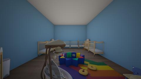 Delaney - Kids room - by RUKDYUHACWNKRTBFRQHPTMBMZEXXAHX