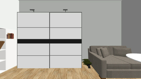 Competition  Ellie - Modern - Bedroom - by Oswin