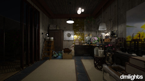 shed - Country - by DMLights-user-982918