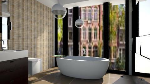 bath dutch video word - Modern - Bathroom - by sometimes i am here