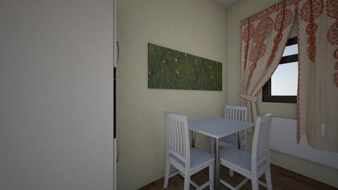 Bucatarie - Kitchen - by andreea22
