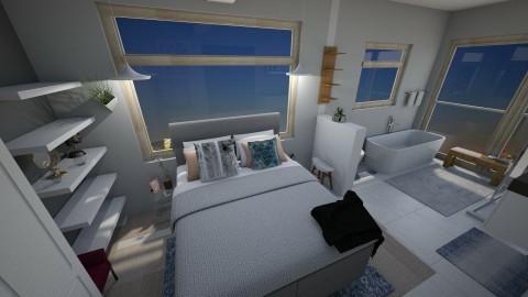 Master Bed 2 - by AkhiaStyle