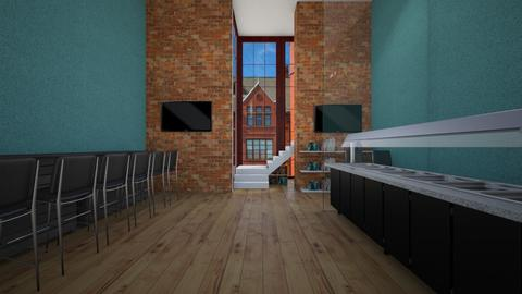 Canteen - Bedroom - by Kavish