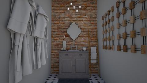 BATHROOM 1 - Bathroom - by kenmccoy