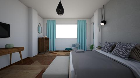 My Bedroom 2 - Bedroom - by Medina Touch