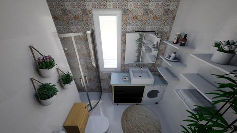 Mama1 - Modern - Bathroom - by AleksaM
