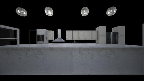 test 1 - Kitchen - by clairem3386