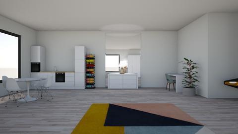 Citizen Wohnung - Modern - by Marie Harrer