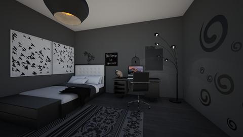 ree - Bedroom - by eternal pain