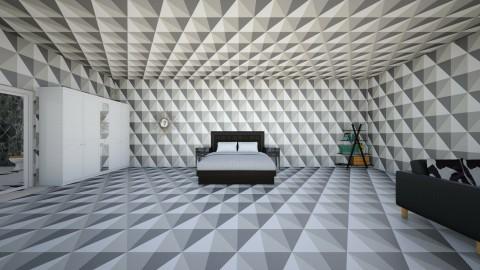 HOME - Vintage - Bedroom - by Afreen Badal