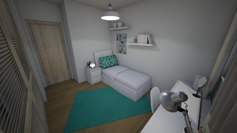Habitacion Lucia - Bedroom - by everybodyfeel