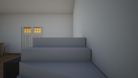 projekt - Living room - by mustelas