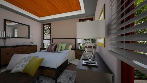Masterbedroom V6 - Vintage - Bedroom - by Ejad Shukri