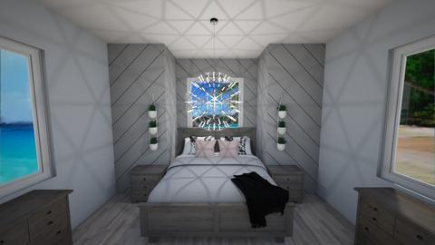 bedroom design - by vickytoria