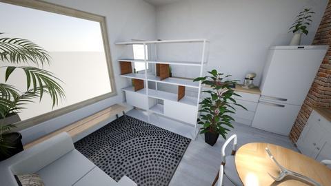 Novo Brancp - Living room - by picroger