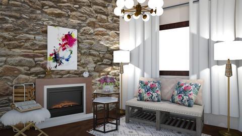 hg - Living room - by TeodoraYord