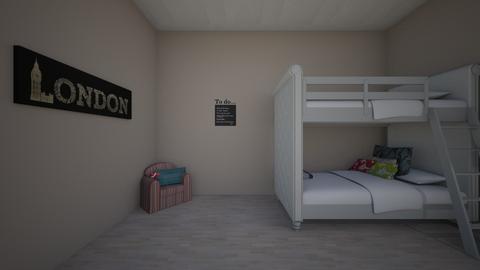 Jana Mas  - Bedroom - by alumnes