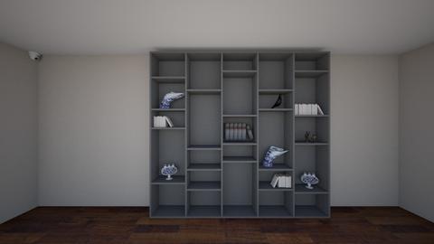 sophias office - Office - by antzoulg