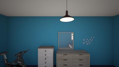 habitacion - Bedroom - by tapiceria
