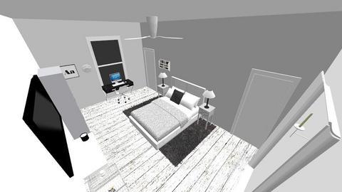 minimal - Minimal - Bedroom - by AshleyRowland01